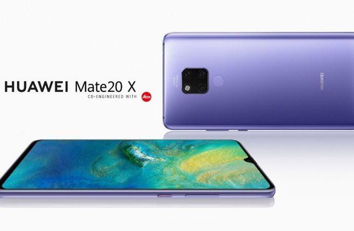 Huawei Mate 20 X kamera konusunda çok iddialı