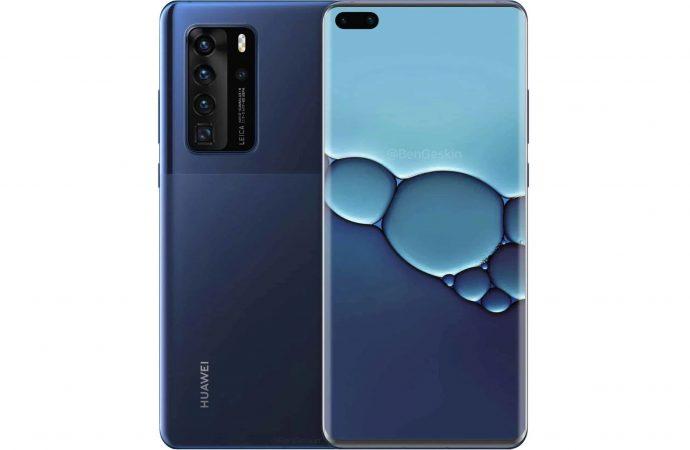 Huawei P40 hakkında sızıntılar gelmeye devam ediyor