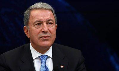 Milli Savunma Bakanı Hulusi Akar Libya'ya gitti