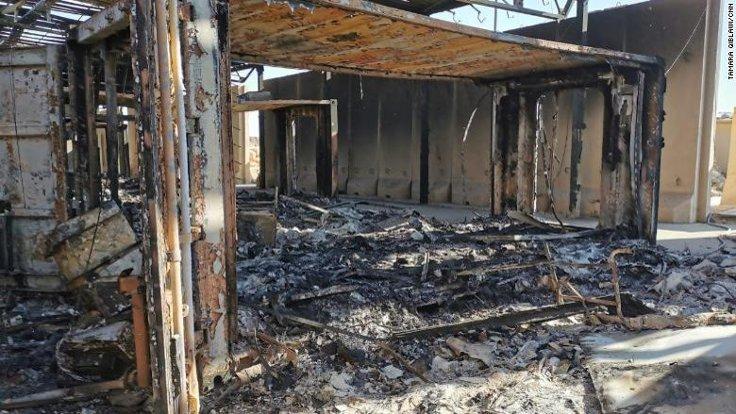 ABD'den acı itiraf! 'İran saldırısında 109 askerimiz yaralandı'