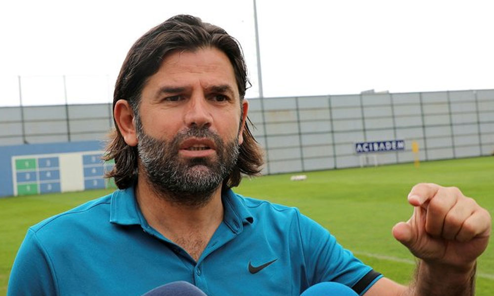 İbrahim Üzülmez'den 'final maçı' açıklaması