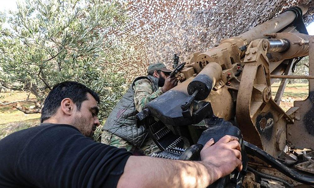 SANA: İdlib'in güneyinde 5 köy ele geçirildi