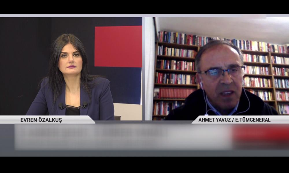 Emekli Tümgeneral Ahmet Yavuz: Harekat emniyeti siyasilerin sorumluluğundadır
