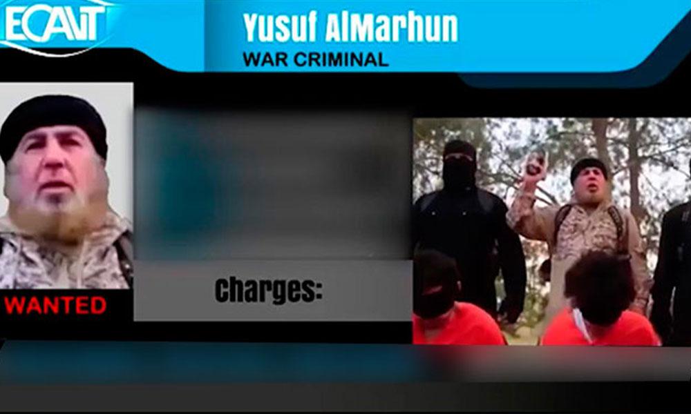 Bursa'da yakalanan IŞİD'in infazcısı: Esirler, prova sanıyordu, öleceklerini bilmiyorlardı