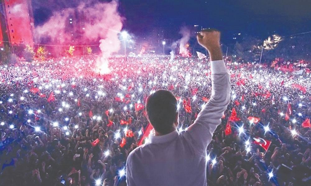 Ekrem İmamoğlu'nun seçim kampanyası dünyanın en iyisi seçildi
