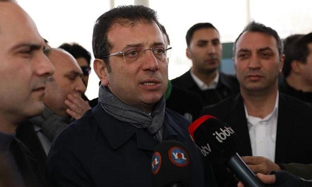 İmamoğlu'ndan Gezi davasında yargılananlara destek: Yargısız infaz
