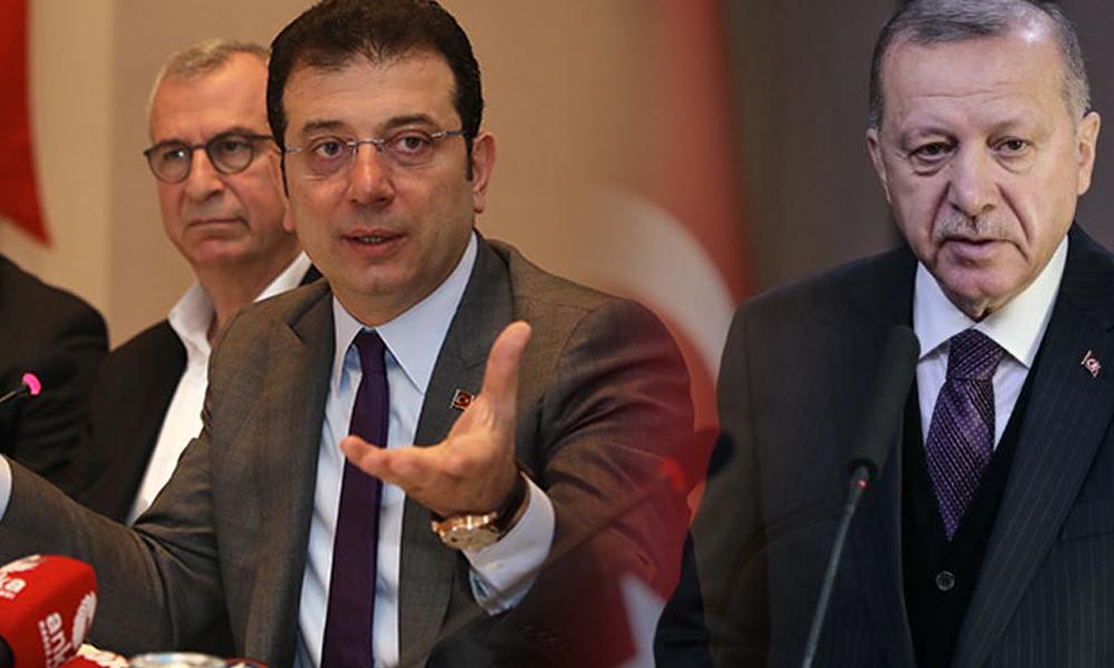 İmamoğlu'ndan 'derece kaybına uğramadım' diyen Erdoğan'a yanıt
