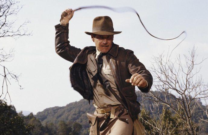 Indiana Jones yeniden beyaz perdeye geliyor