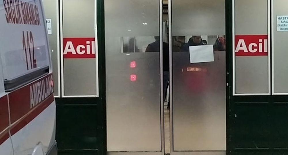 Devlet Hastanesi'nde intihar: Odasının penceresinden atlayan kişi hayatını kaybetti