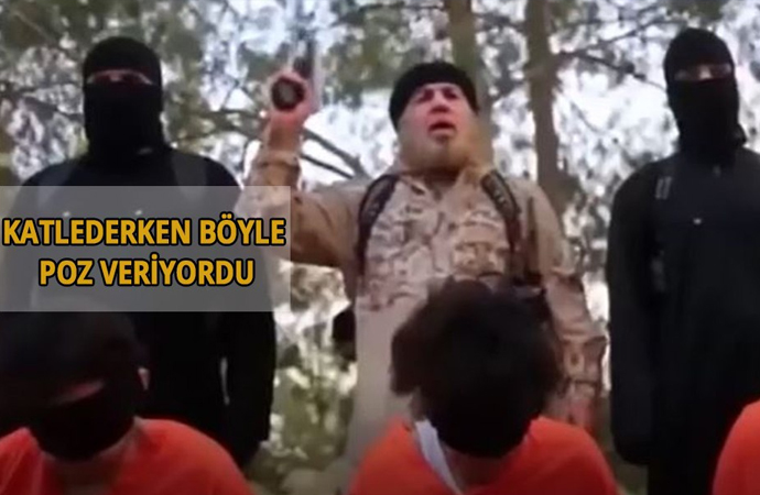 IŞİD'in infazcısı Bursa'da doğalgaz servisinde çalışırken yakalandı