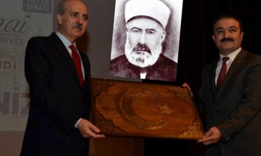 AKP'li Numan Kurtulmuş vatan hainini övdü, Atatürk dönemini hedef aldı!
