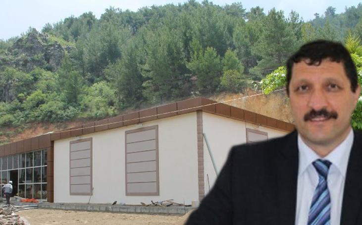 Orman arazisini katledip kaçak bina diktiren AKP'li başkan: 'Ufak bir dikkatsizlik'