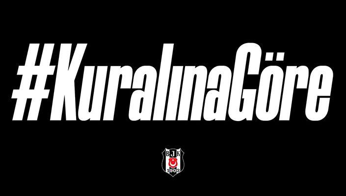 Beşiktaş'tan TFF'ye sert açıklama!