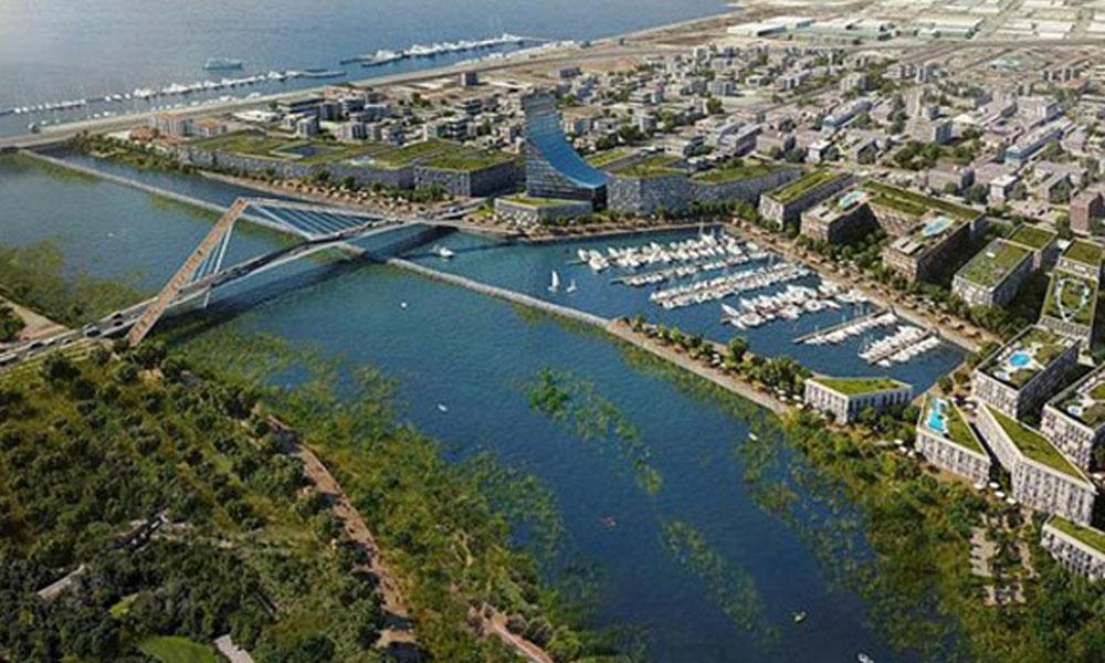 Kanal İstanbul Projesi'nde tarladan rant çıktı! 'AVM, otel, konut…'
