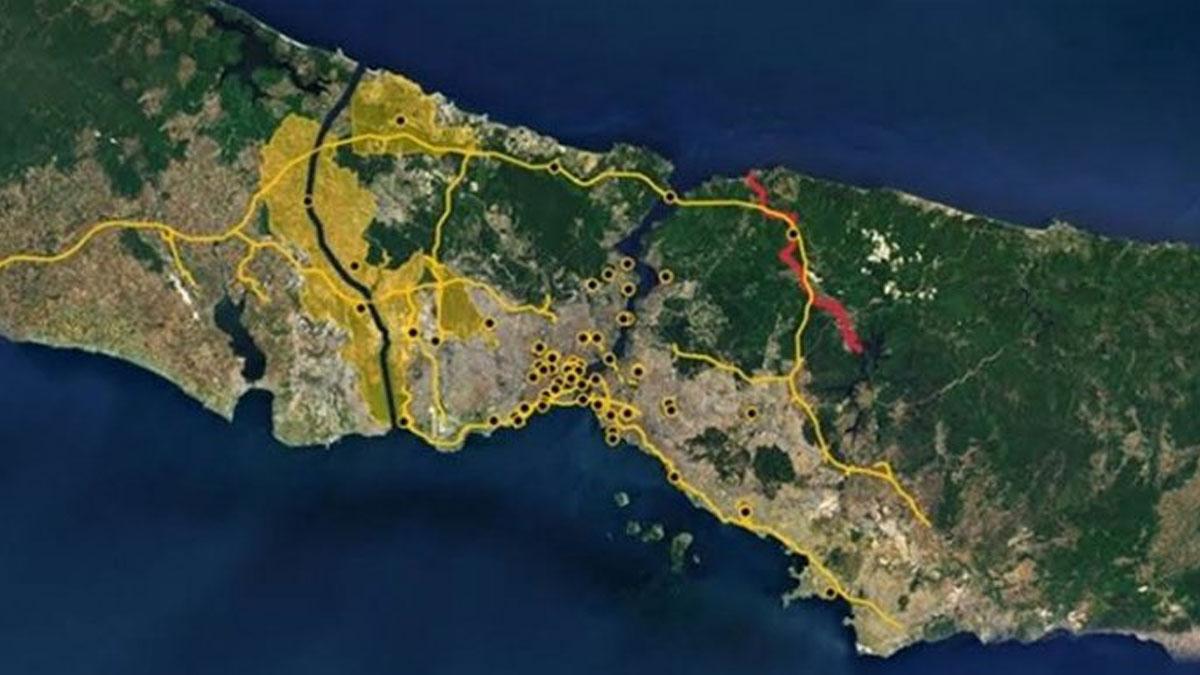 İşte AKP'nin Kanal İstanbul için planladığı garantiler