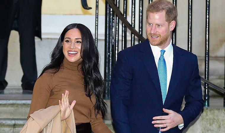 Prens Harry ve Meghan Markle, ABD'li finans deviyle anlaştı