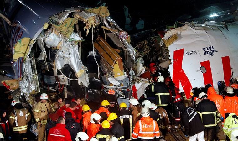 Sabiha Gökçen'e iniş yapan uçak parçalandı! Üç yolcu hayatını kaybetti, 179 kişi yaralandı. Kule pilotları uyarmış