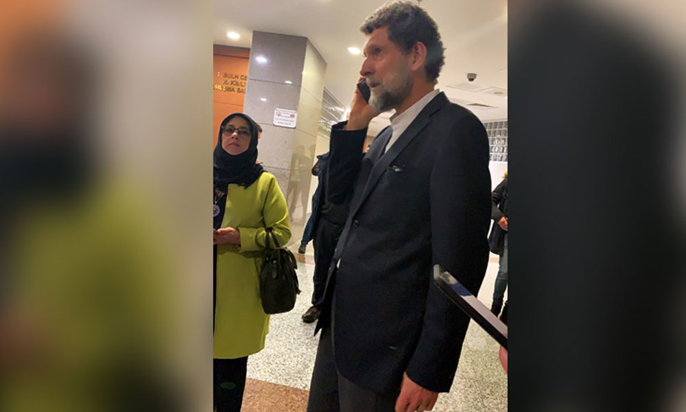 Osman Kavala, yeniden tutuklandı!