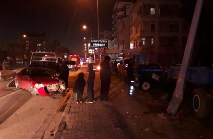 AKP'nin önde gelen üç ismi trafik kazasında yaralandı