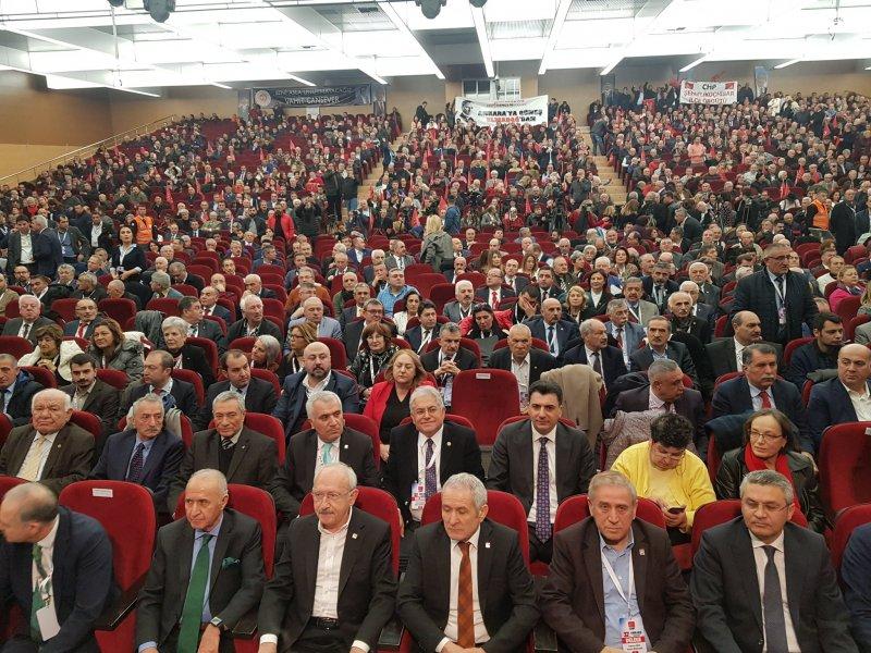CHP Ankara'da kongre günü!