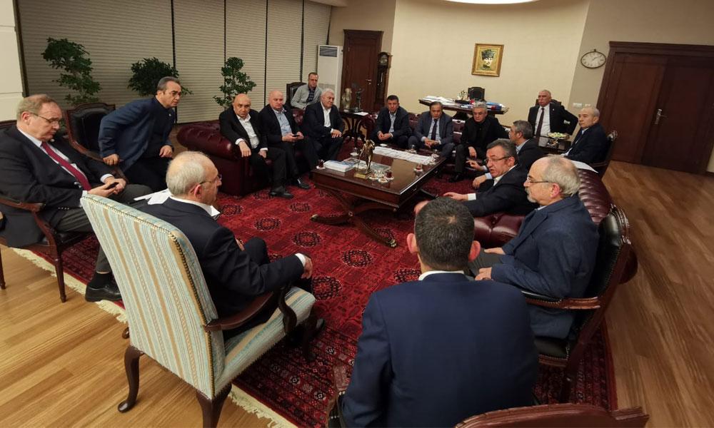Kılıçdaroğlu'ndan olağanüstü toplantı kararı… Tüm programlarını iptal etti