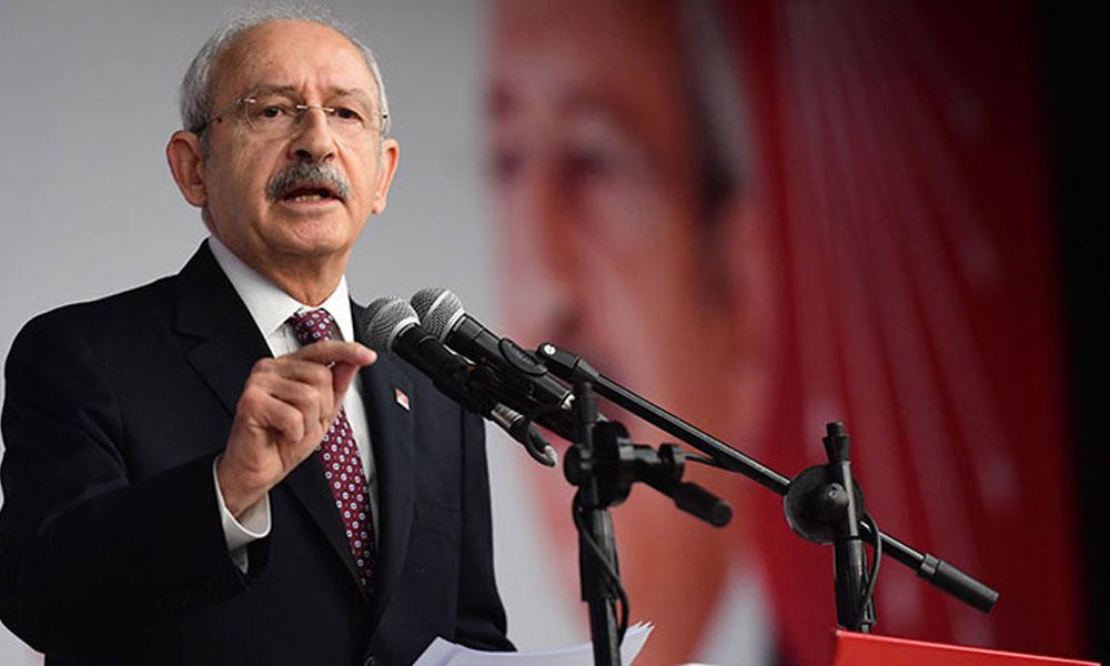 Kılıçdaroğlu'ndan Erdoğan'a çağrı: 82 milyon adına sesleniyorum…