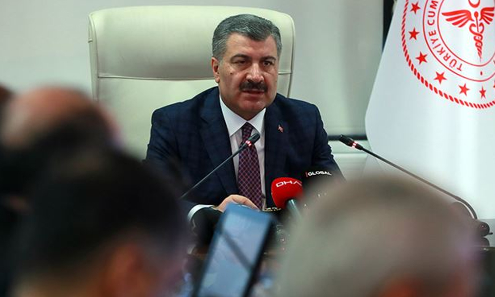 Sağlık Bakanı Koca'dan 'deprem' açıklaması: Gerekli tıbbi müdahaleler yapılıyor