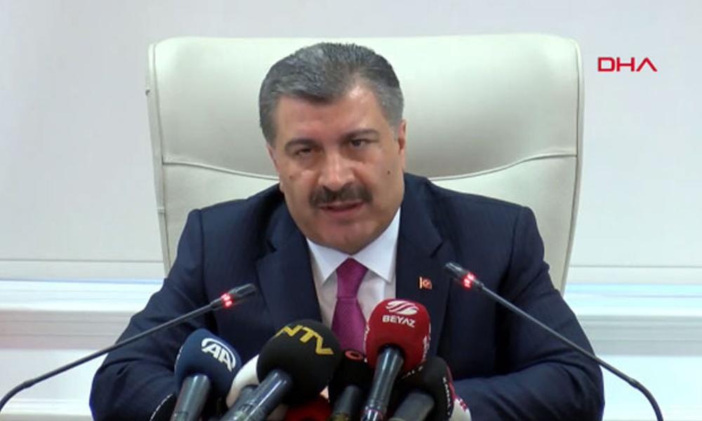 Sağlık Bakanı Koca'dan THY uçağındaki koronavirüs vakasına ilişkin flaş açıklama