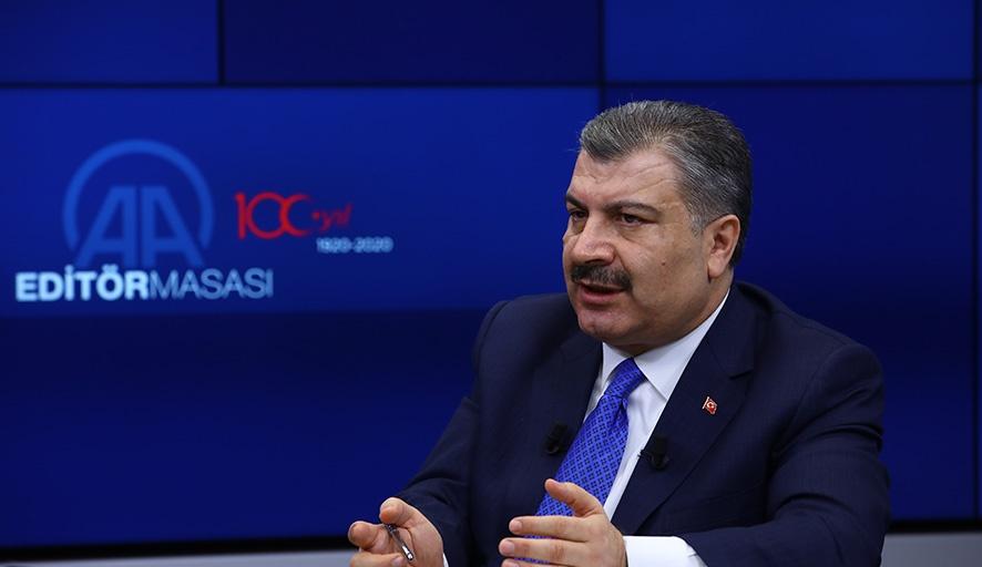 Ankara'ya iniş yapan uçakta koronavirüs tespit edildi mi? Sağlık Bakanı'ndan açıklama