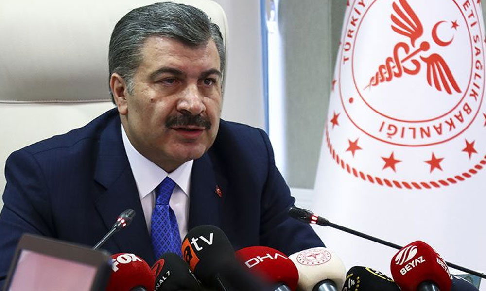 Koronavirüs Türkiye: Can kaybı 131, toplam vaka ise 9 bin 217 oldu!