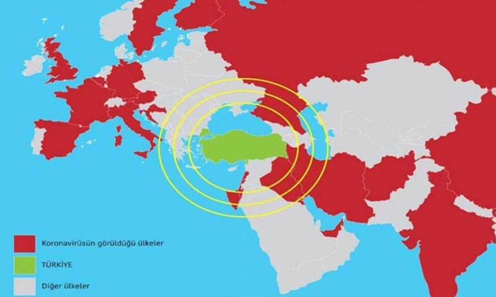 Dünya alarmda… İki ülkede daha vaka tespit edildi, İran ve İtalya'da ölü sayısı artıyor