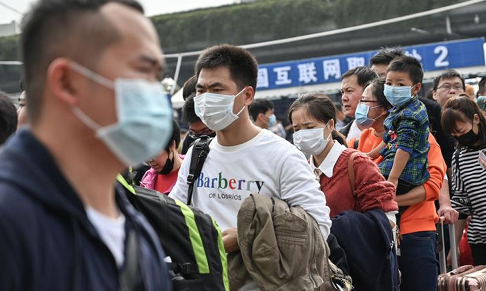Çin'de iki gündür yeni vaka görülmedi!