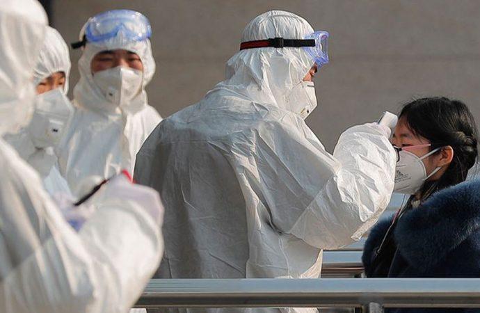 Koronavirüs nedeniyle ölenlerin sayısı 2120'ye yükseldi