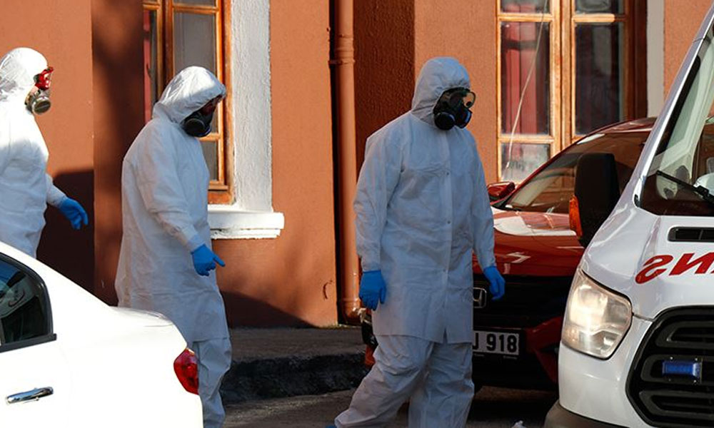 Zonguldak'ta Koronavirüs alarmı! İranlı 13 kişi gözlem altına alındı