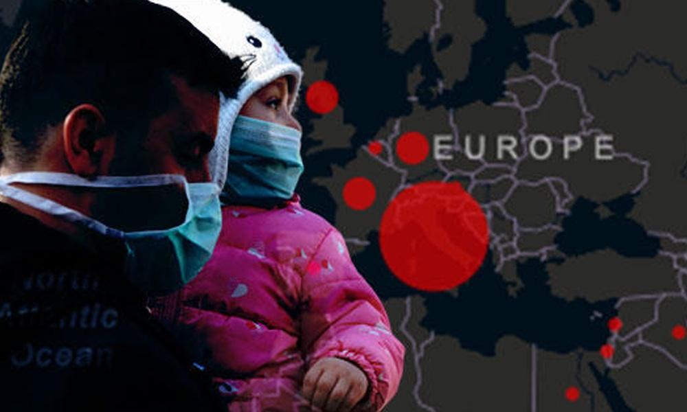 Avrupa'da ölümler artıyor! Koronovirüs bir ülkeye daha sıçradı
