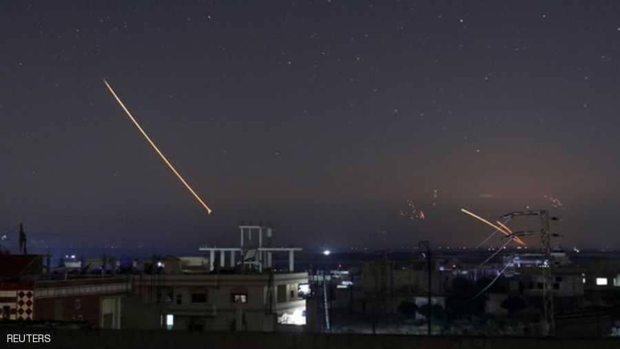 Suriye Devlet Ajansı duyurdu! İsrail Suriye'yi vurdu!