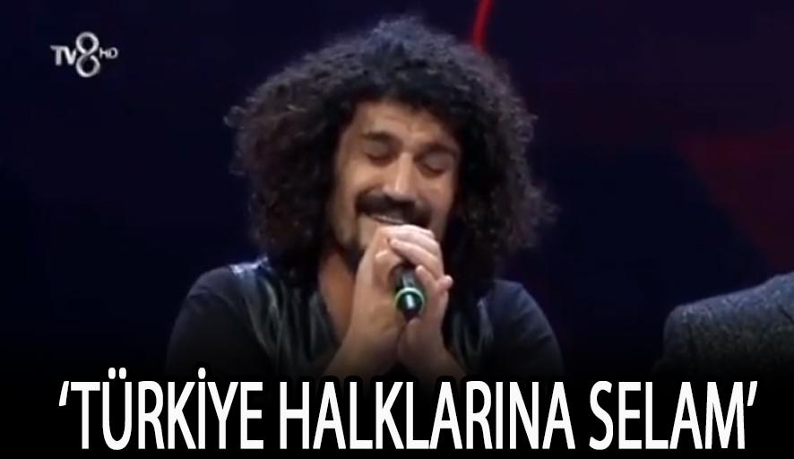 O Ses Türkiye'de Kürtçe söyledi… 'Türkçe bilmeyen anneme Kürtçe seslenebilir miyim?'