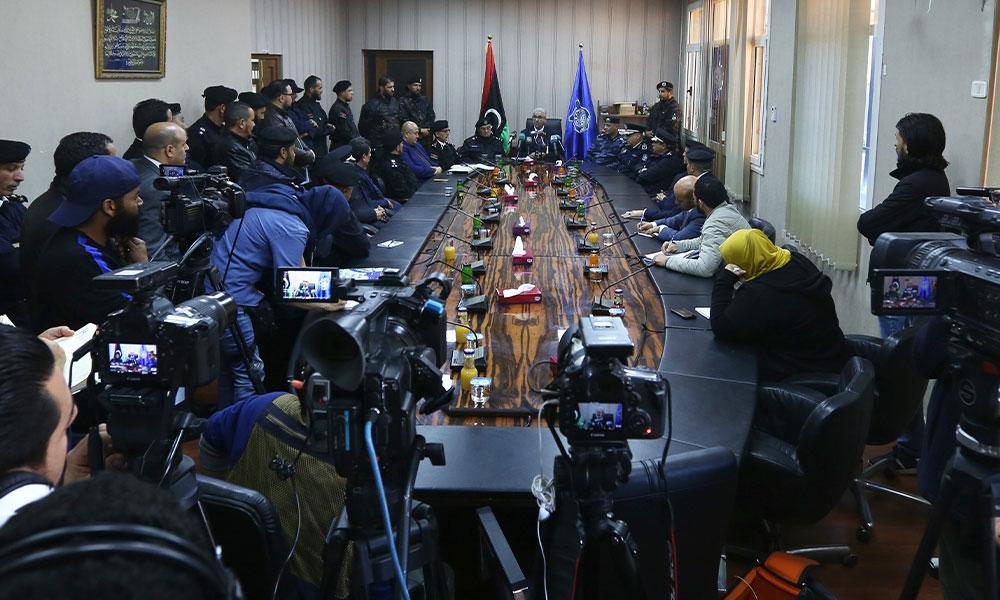 Hafter Libya'da harekete geçti! Uluslararası Havaalanı'nda uçuşlar durduruldu