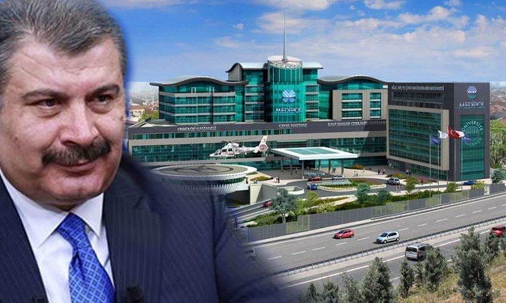 Bakan Koca'nın Medipol'ü yükseldikçe yükseliyor: İBB'den tepki