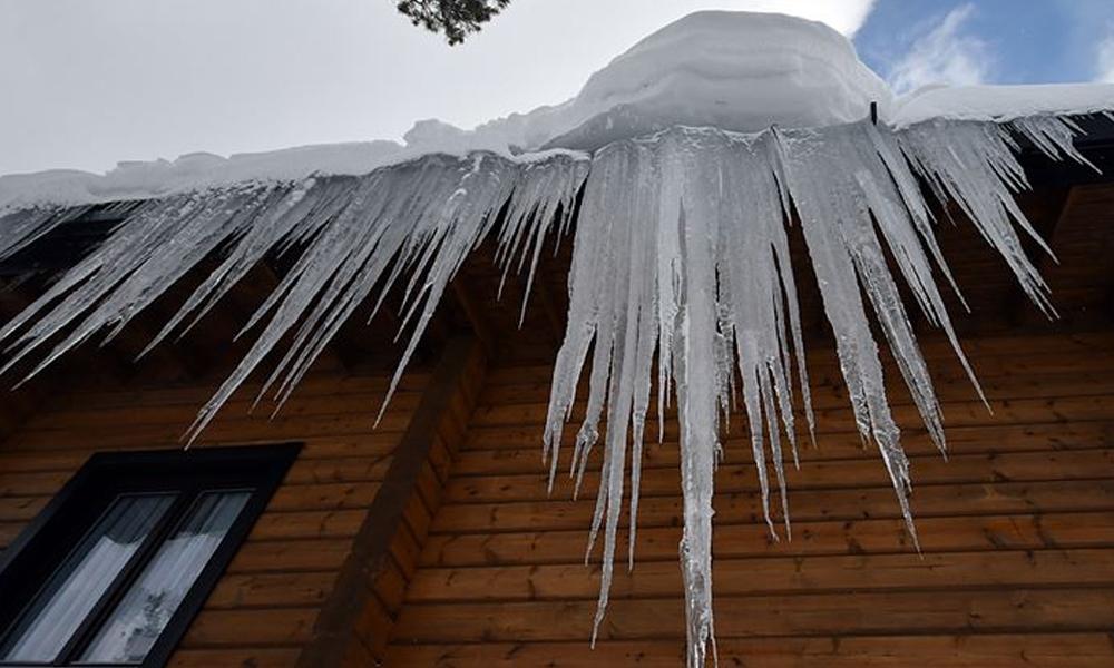 Meteoroloji, kar yağışı sonrası uyardı!
