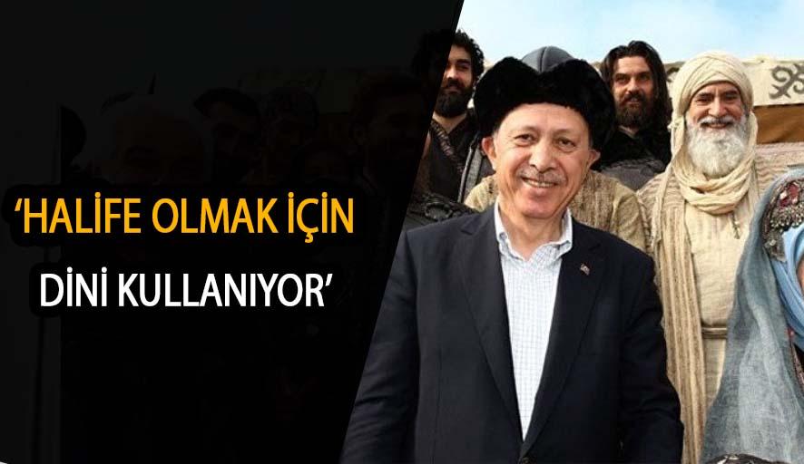 Mısır'dan Erdoğan fetvası