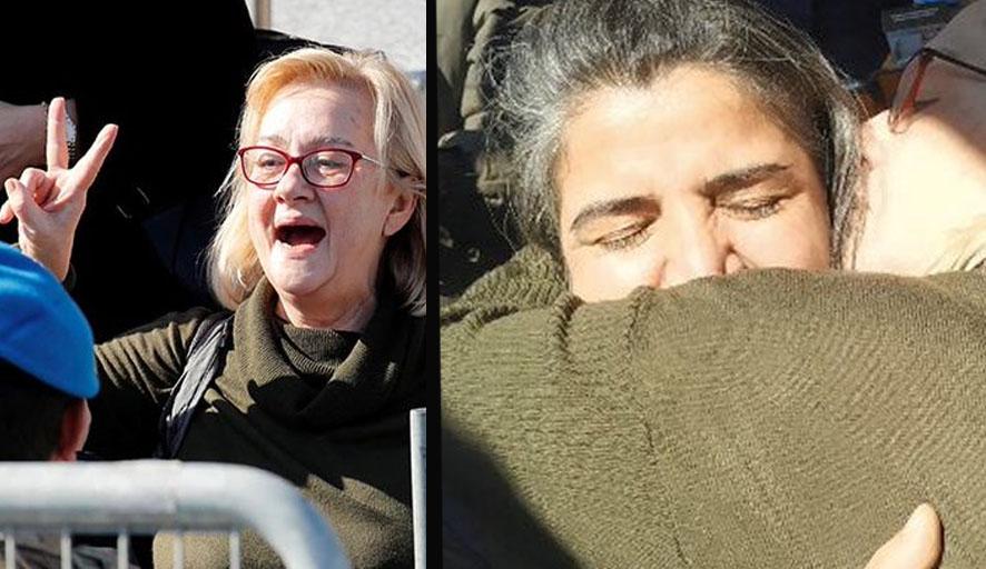 Mücella Yapıcı, beraat kararını TELE1′ değerlendirdi: Hepimize görev düşüyor