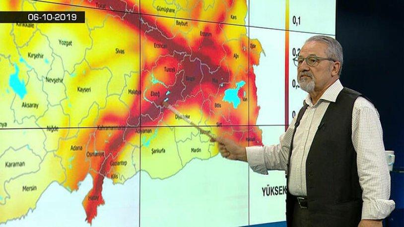 Elazığ depremini bilen Prof. Naci Görür, Marmara depreminin yerini ve büyüklüğünü verdi