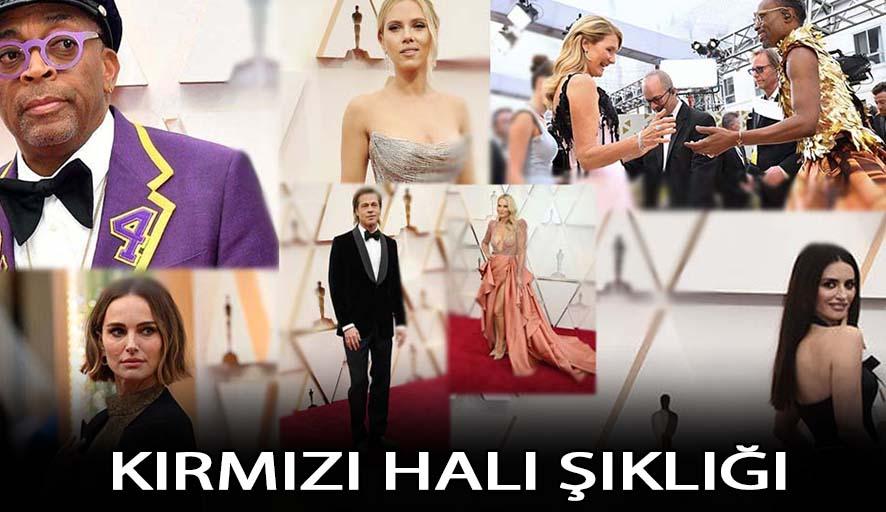 Natalie Portman protesto için Oscar'da bu elbiseyi giydi