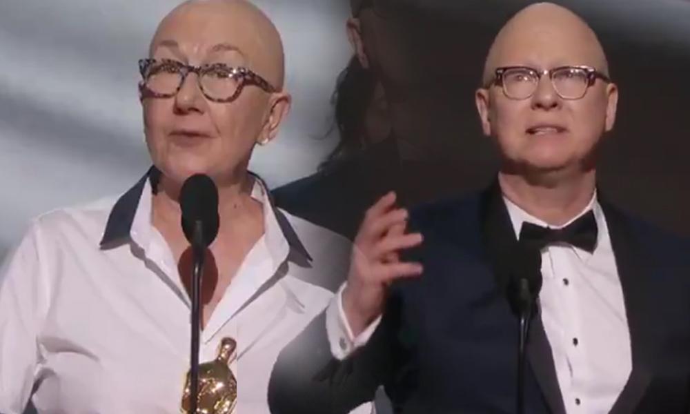 Oscar'da Komünist Manifesto çağrısı