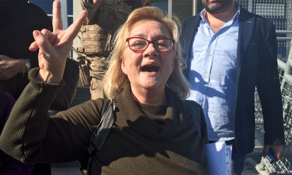 Mücella Yapıcı: Demek ki neymiş… Gezi yargılanamaz, Gezi onurdur, Gezi kirletilemez