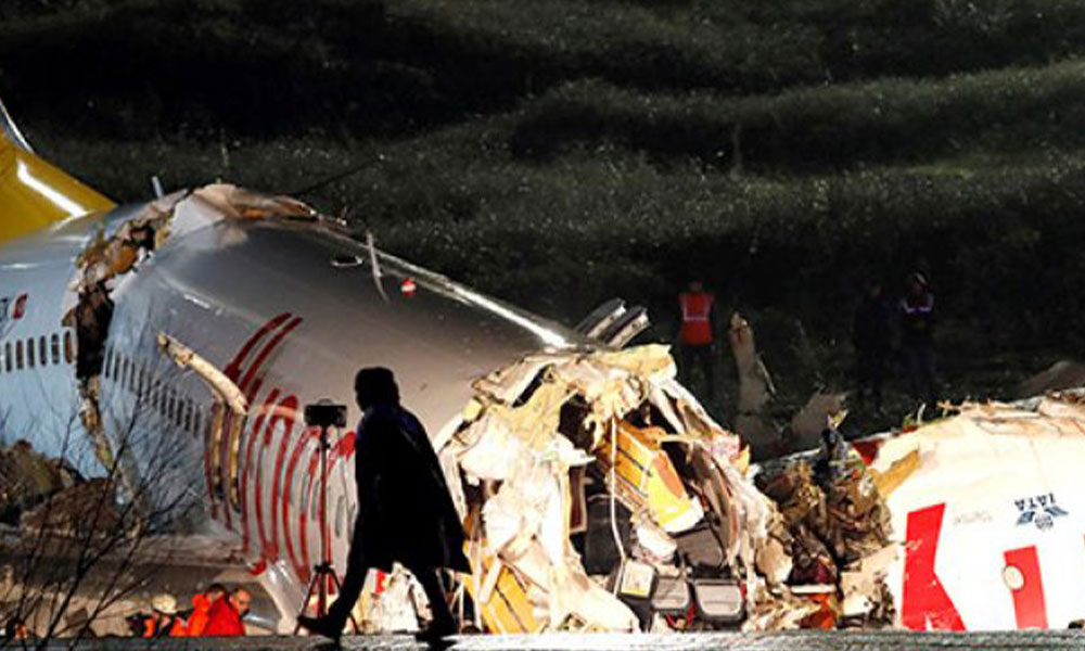 Sabiha Gökçen Havalimanı'ndaki kazada hava trafik kontrolörünün ifadesi ortaya çıktı