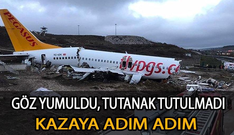 Pegasus kazasında gizlenen skandallar! Şikayetler sümen altı…