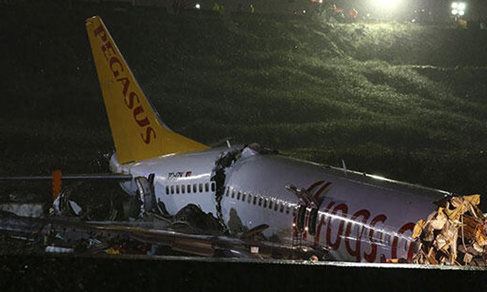 Sabiha Gökçen'de 3 kişini öldüğü uçak kazasında şok ifade… 'İnmeyin denmedi'