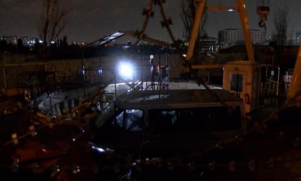 Sabiha Gökçen-Pendik metro inşaatında göçük! Yaralılar var…